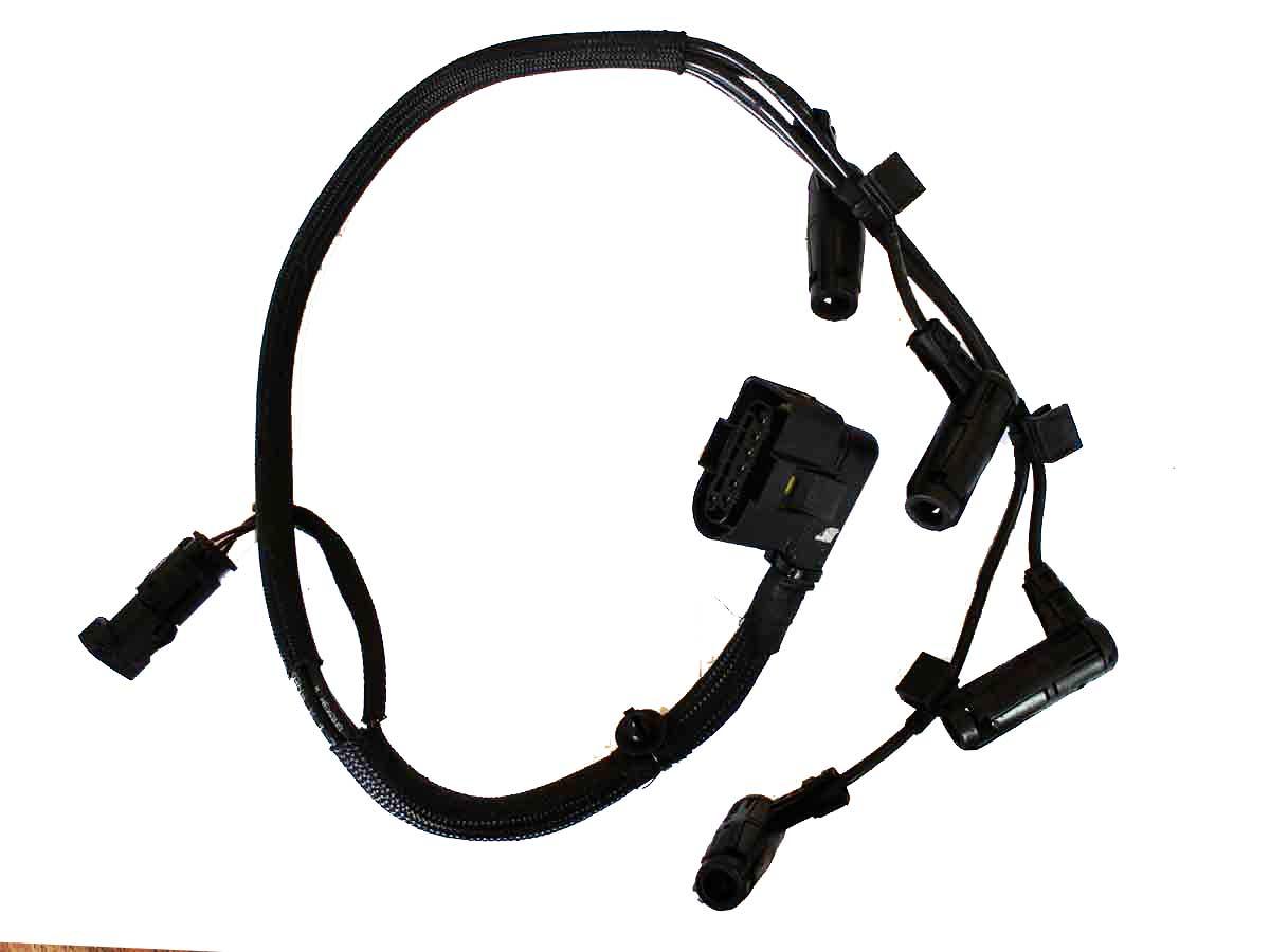Bmw Wiring Loom For Glow Plug Module E81 E87 E88 E82 E90 Controller Harness E91 E93 E92 E60 E61 E84 And E83 12517802158