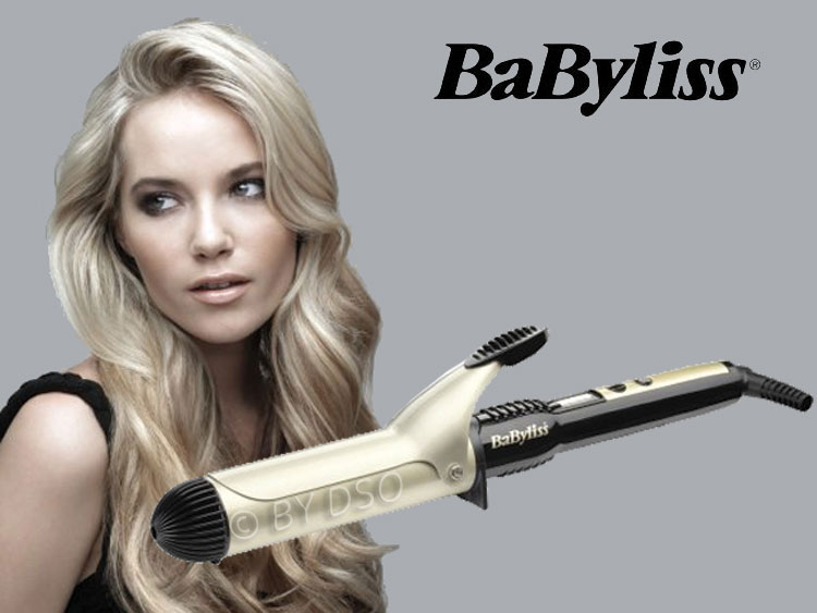 BaByliss Pro Curl Glamour 38mm 200C Degree Tong 2289U