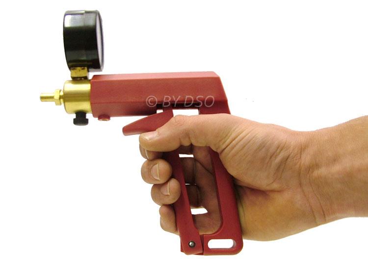 Hand Held Vacuum Pump Brake Bleeder Kit Cars Motorcycles 2311ERA