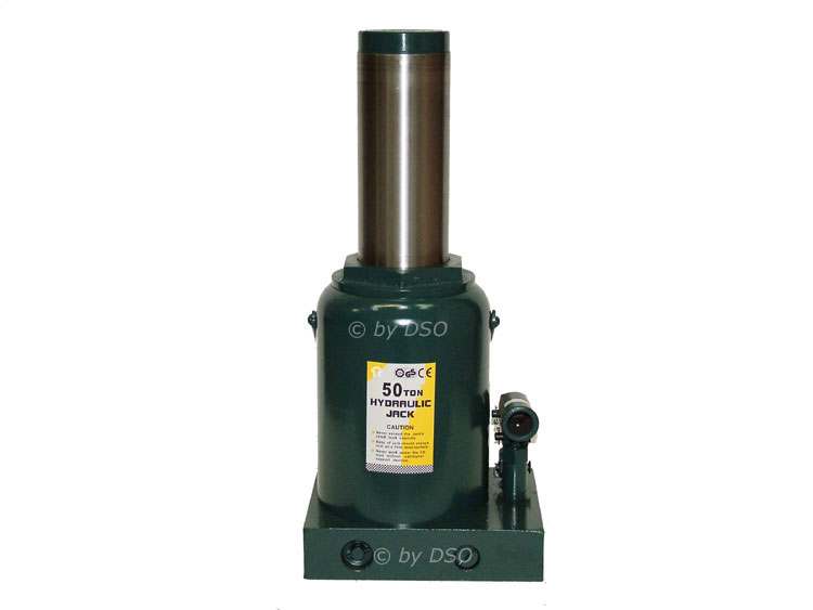 Professional Heavy Duty 50 Ton Bottle Jack GS TUV CE Approved AU085