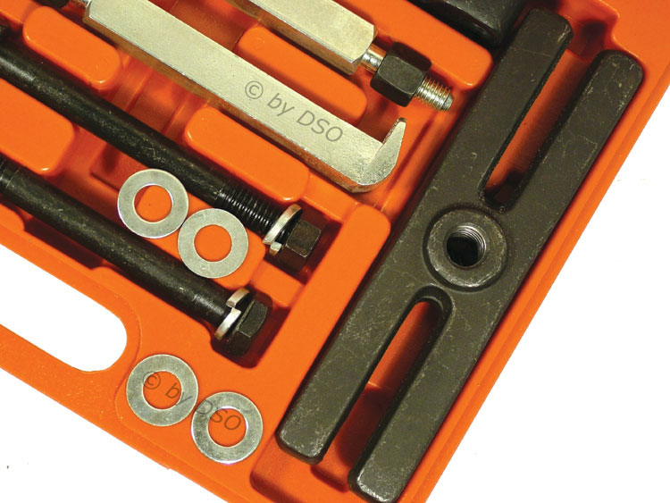 Zim Gear Puller : Professional trade quality piece gear puller and