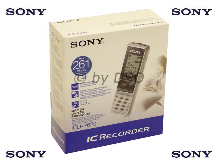 260 Hour Digital Voice Recorder Discontinued Item