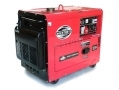 3 Phase Silent Diesel Generator 5.5KW BDE6700T3 0012ERA *OUT OF STOCK*