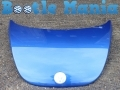 VW Beetle 98-2005 Used Bonnet in Techno Blue LW5Y 1C0823031MLW5Y
