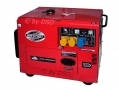 BGE Silent Diesel Generator 5kw 230V 110V and Hour Counter 6700T *OUT OF STOCK*