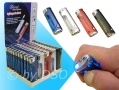 50 x Dora Electronic Refillable Cigarette Lighters 10-5MTA *Out of Stock*