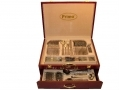 Waltmann und Sohn 95-Piece Cutlery Set in Wooden Presentation Case 14080C-RTN1 (DO NOT LIST) *Out of Stock*