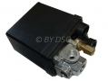 Spare On Off Switch T-Piece and Gauges for 2.5 hp Compressor (1619ERA) 1619ERATPAG