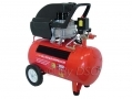 Professional Quality 50Ltr 2.5 HP 240v Twin Outlet Air Compressor 1619ERA