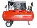 Professional Quality 3 HP 100 litre Belt Driven Air Compressor 1620ERA *Out of Stock*