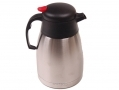 Prima 1.5 Litre Stainless Steel Coffee Pot 17078C *Out of Stock*