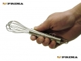 "Prima 3 Piece Stainless Steel  Balloon Whisks 8"" 10\"" and 12\"" 18117C *Out of Stock*"