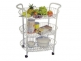 Prima 3 Tier Oval Hand Cart 18133C *Out of Stock*