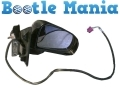 Beetle 02-2010 Convertible Drivers Side Door Mirror Complete RHD 1C1857508T *Out of Stock*