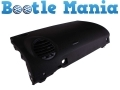 VV Beetle 98-10 Convertible 03-10 Passenger Side Air Bag Dash Cover in Black 1C9858451