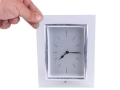 Analogue Clock with Glass Surround 200-10509