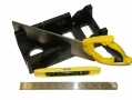 Marksman 4 Pc Mitre Box with Tenon Saw Set 60078C *Out of Stock*