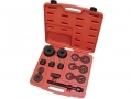 Professional Trade Quality 16 Piece Bearing Tool Set for Front Wheel Drive Vehicles 2107ERA