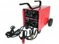 Electric Single Phase Fan Cooled Arc Welding Machine 65-250Amp 230/400V Damage to Case  2230ERA-RTN1 ( DO NOT LIST) *Out of Stock*