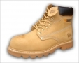Walklander Lace Up Safety Casual Boots in Sand Size 8 with Steel Toe Caps  300-10530  - NEW *Out of Stock*