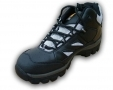 Walklander Flexible Safety Trainers Lace Up with Steel Toe Caps Black  Size 8 WL-344-BLACK-08 *Out of Stock*