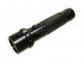 Good Quality 14 LED Aluminum Torch in Black 31222CBK