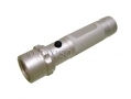 Good Quality 14 LED Aluminum Torch in Silver 31222CSL