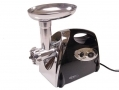 Elpine 1200w Reversible Meat Grinder in Black with 3 Stainless Cutting Plates 31302C *Out of Stock*