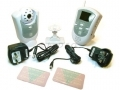 Kingavon Wireless Baby Monitor & Colour LCD Screen KINGBA1