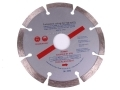 Trade Quility 115 mm Segmented Diamond Disc Wet and Dry Cutting 54012C *Out of Stock*