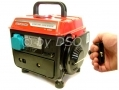 Compact 720W 2 Stroke Generator 240v AC and 12V DC 66030C *Out of Stock*