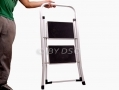 2-Step All Steel Sure Foot Non Slip Step Ladder 71016C