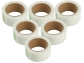 12 Rolls Plasterboard Mesh Tape 20 Meters per Roll 48 mm Wide 72065Cx12