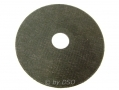 "4-1/2"" Inch 115 x 1.2 x 22.2mm Stainless Steel Cut Off Discs Blades x 10 Pack AB037"