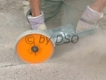 "Professional Quality 12"" 300mm Turbo Diamond Cutting Disc Blade Wet and Dry 20mm Bore A Grade AB043 *Out of Stock*"