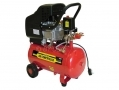 Pro User 2HP Electric Twin Outlet 24L Air Compressor ACK24 *Out of Stock*