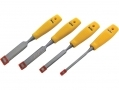 Am-Tech 4 Pc Wood Chisel AME0750 *Out of Stock*