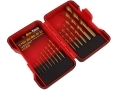 Am-Tech Titanium Coated 15 Pc HSS Drill Bit Set AMF1132 *Out of Stock*