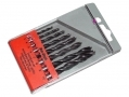 Am-Tech 8pc Wood Drill Bit Set AMF1500 *Out of Stock*