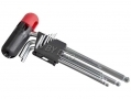 Am-Tech 9 Pc Extra long Ball End Hex Key Set AMI9036 *Out of Stock*