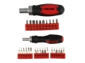 Am-Tech 30 Pc Stubby and Mini Ratchet Driver Set AML1245