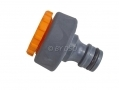 Am-Tech Tap Adaptor & Reducer 1/2 inch to 3/4 inch AMU2527