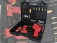 Am-Tech 33 Piece Air Tool Kit in Blow Moulded Case AMY2370 *Out of Stock*