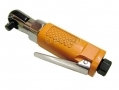 "Professional Trade Quality 3/8"" Inch Stubby Reversible Air Ratchet Orange AT002O *Out of Stock*"