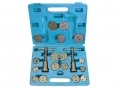 Professional 19 Pc Left and Right Hand Brake Caliper Rewind Tool Kit AU081 *Out of Stock*