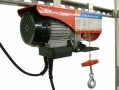 HILKA 250Kg 450WElectric Steel Rope Hoist Winch for Vertical Lift TUV GS CE Approved HIL84990250 *Out of Stock*