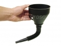 2 in 1 Black Flexi Funnel AU113 *Out of Stock*