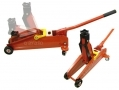 2 Ton Trolley Floor Jack TJ100 *Out of Stock*