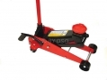 Professional 3 Ton Trade Quality Trolley Jack with Fast Lift Pedal AU156 *Out of Stock*