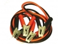 Trade Quality 600 amp 3.6 Meter Extra Long Jump Leads AU130 *Out of Stock*